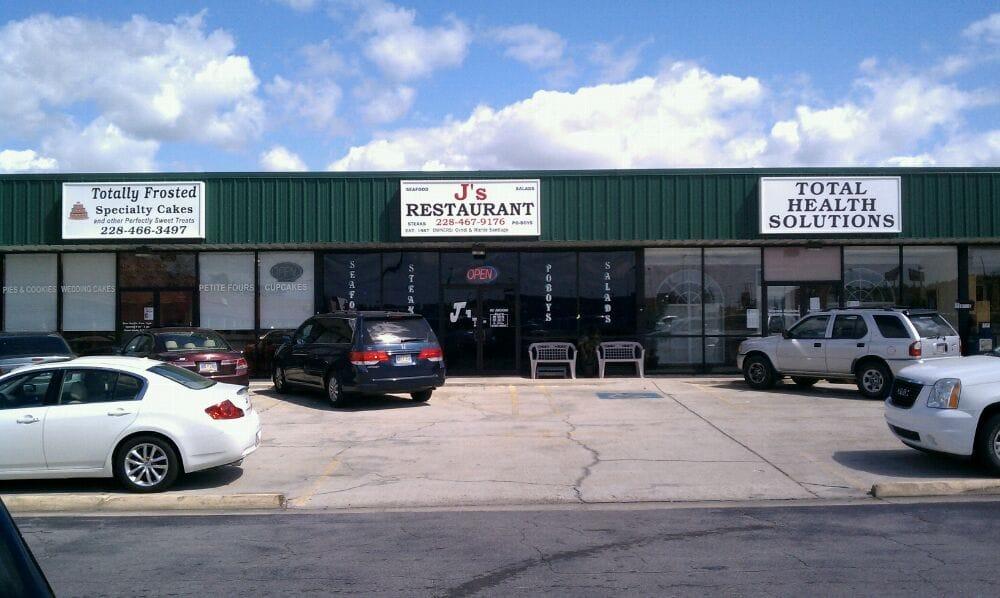 J's Restaurant: 304 Highway 90, Waveland, MS