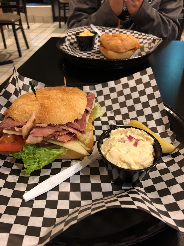 Carvers Deli & BBQ: 1633 N Atherton St, State College, PA