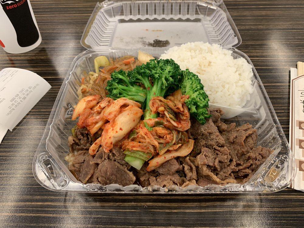 Sorabol Korean Restaurant