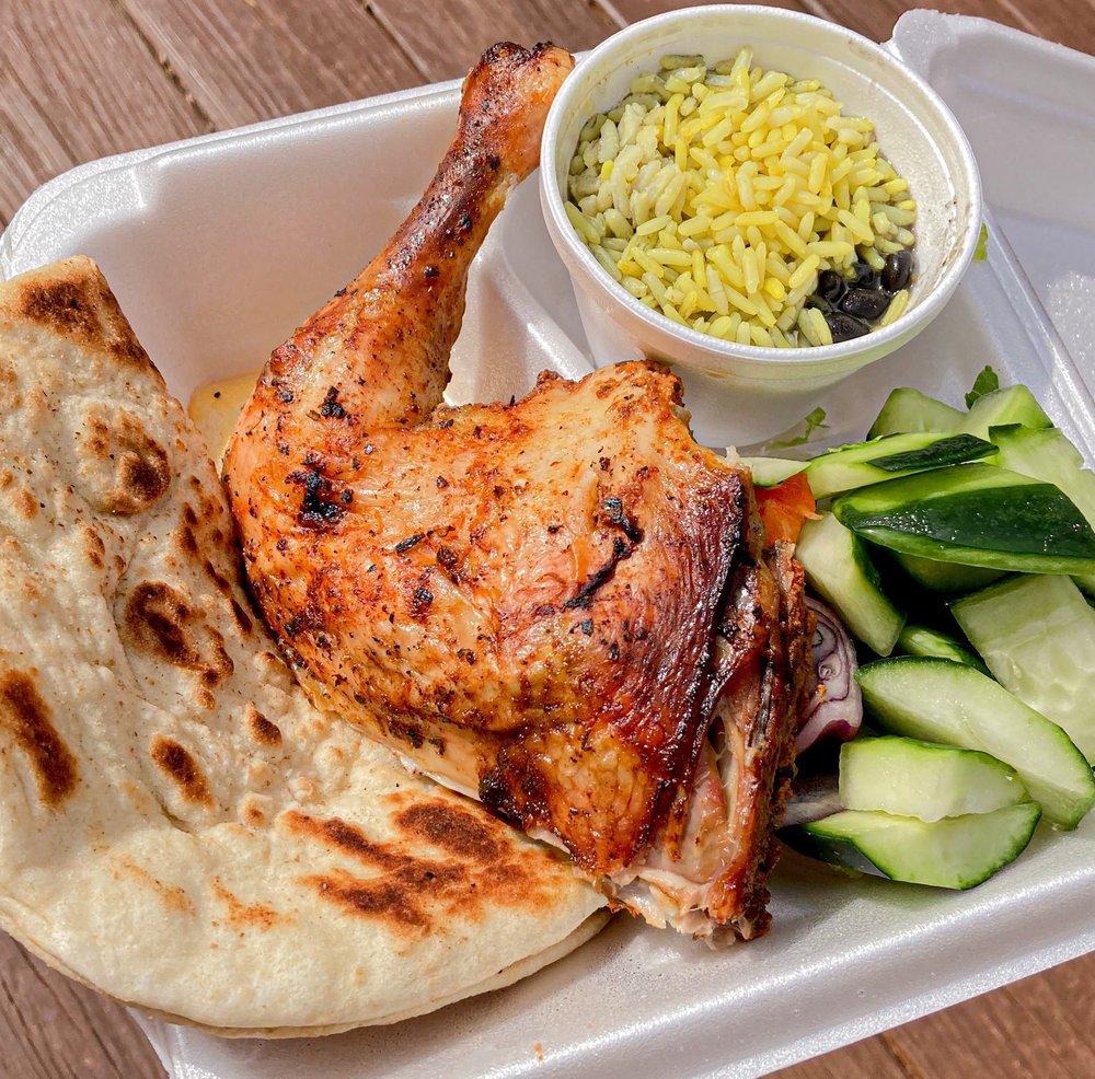 My Village Chicken: 6208 Rolling Rd, Springfield, VA
