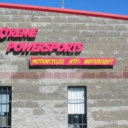 Extreme Powersports logo