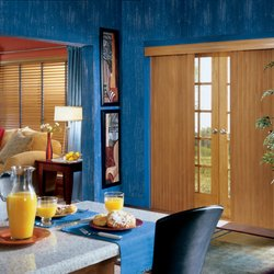 Photo Of Innovative Window Fashions West Palm Beach Fl United States Faux Wood Vertical Blinds