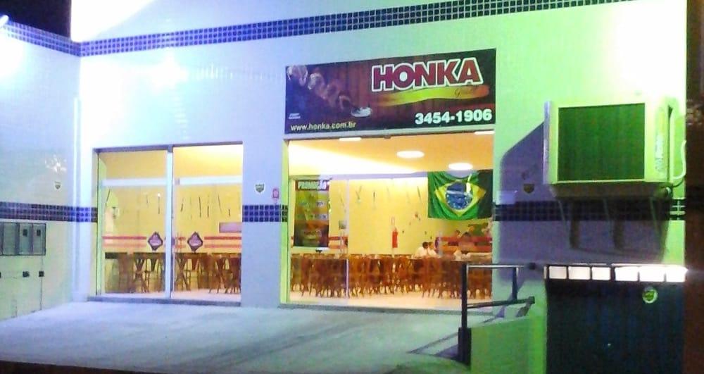 Honka Grill