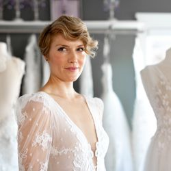 4e830f0e44 Nouvelle Vogue - 95 Photos   86 Reviews - Bridal - 27 N San Mateo Dr ...
