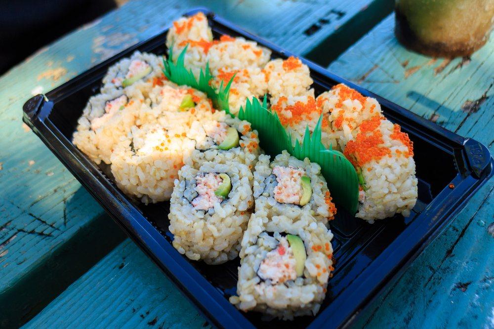 Local Boy Sushi: 46-026 Kamehameha Hwy, Kaneohe, HI