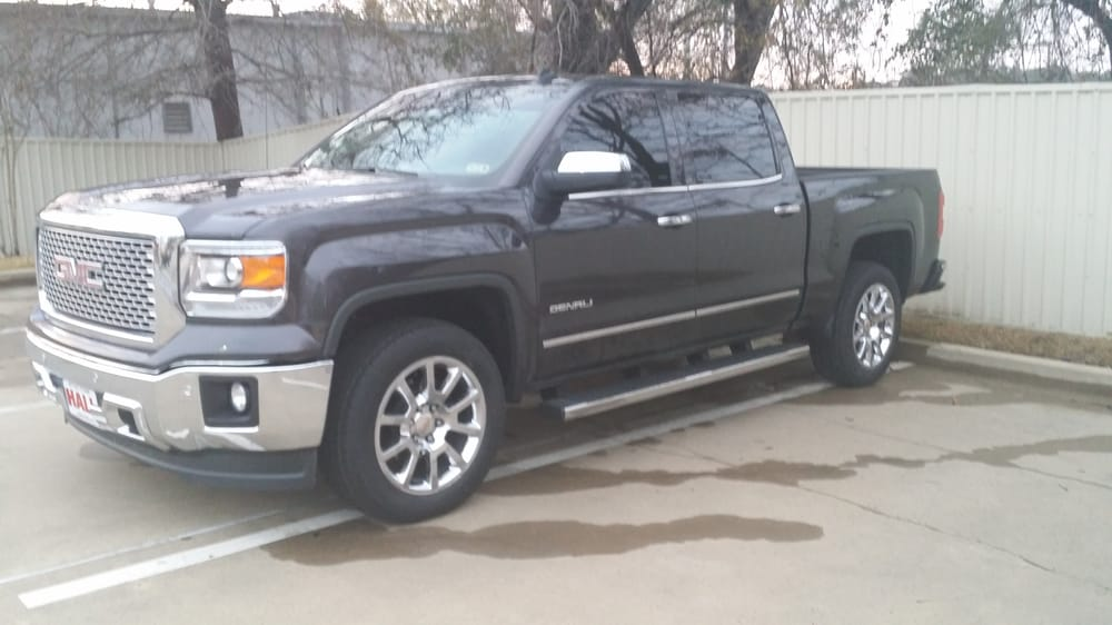 my 2014 denali awesome truck great customer service yelp. Black Bedroom Furniture Sets. Home Design Ideas
