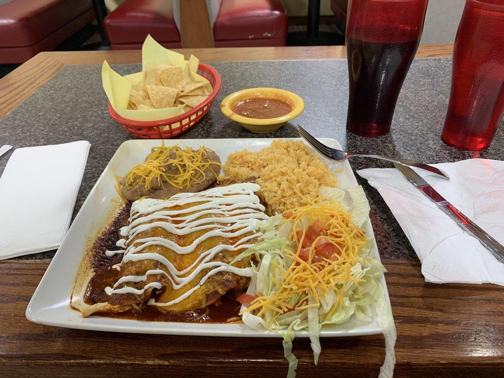 La Gringa Restaurante 2: 848 S Hwy 89, Mount Pleasant, UT