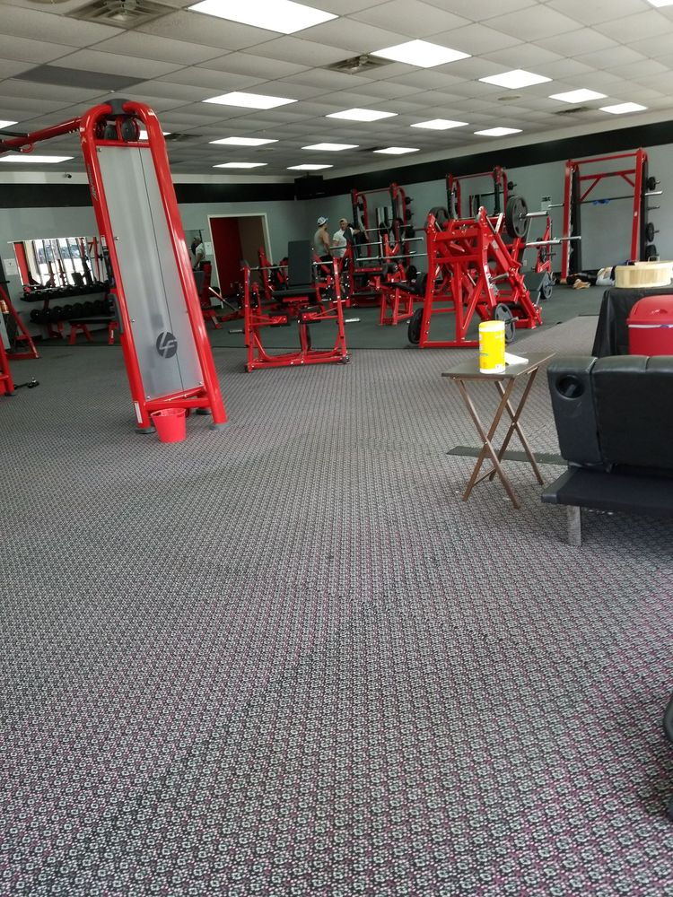 Next Level Fitness Club: 1363 Main St, Lebanon, VA