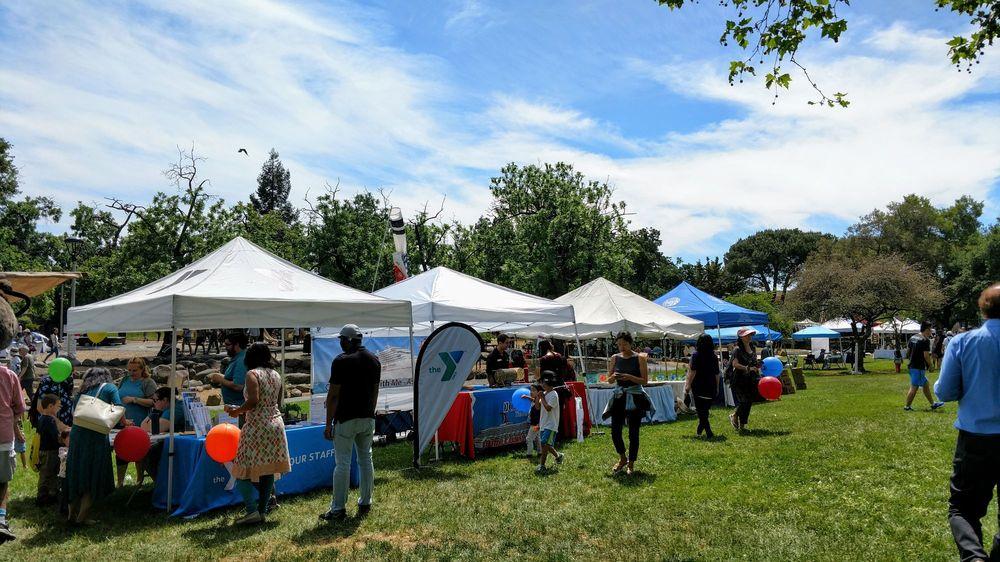 Cupertino Cherry Blossom Festival: 21121 Stevens Creek Blvd, Cupertino, CA