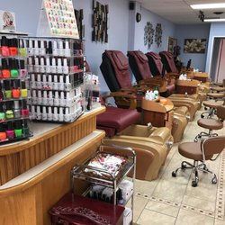 Queen's Nails - 19 Photos - Nail Salons - 129 E Main St, Webster, MA - Phone Number - Services - Yelp