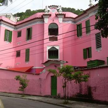 Resultado de imagen para Foto de Casa Rosa - Rio de Janeiro - RJ, Brasil