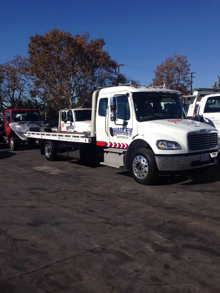 Towing business in Newport Beach, CA