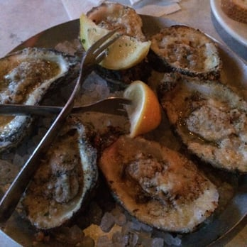 Photo Of Half Shell Oyster House   Biloxi, MS, United States. Chargrilled  Oysters
