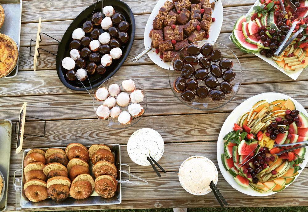 Stewart Dietz Catering: Winthrop, WA