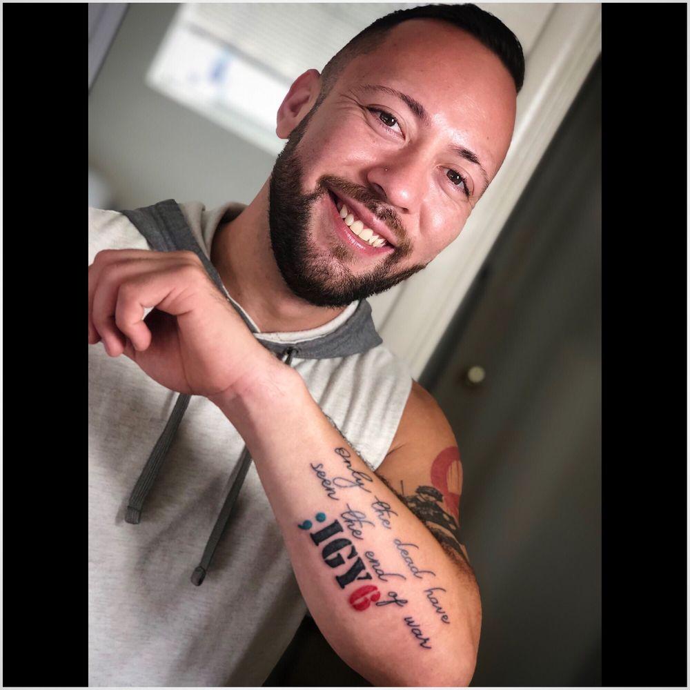 Union Tattoo & Piercing: 512 N Union Rd, Manteca, CA