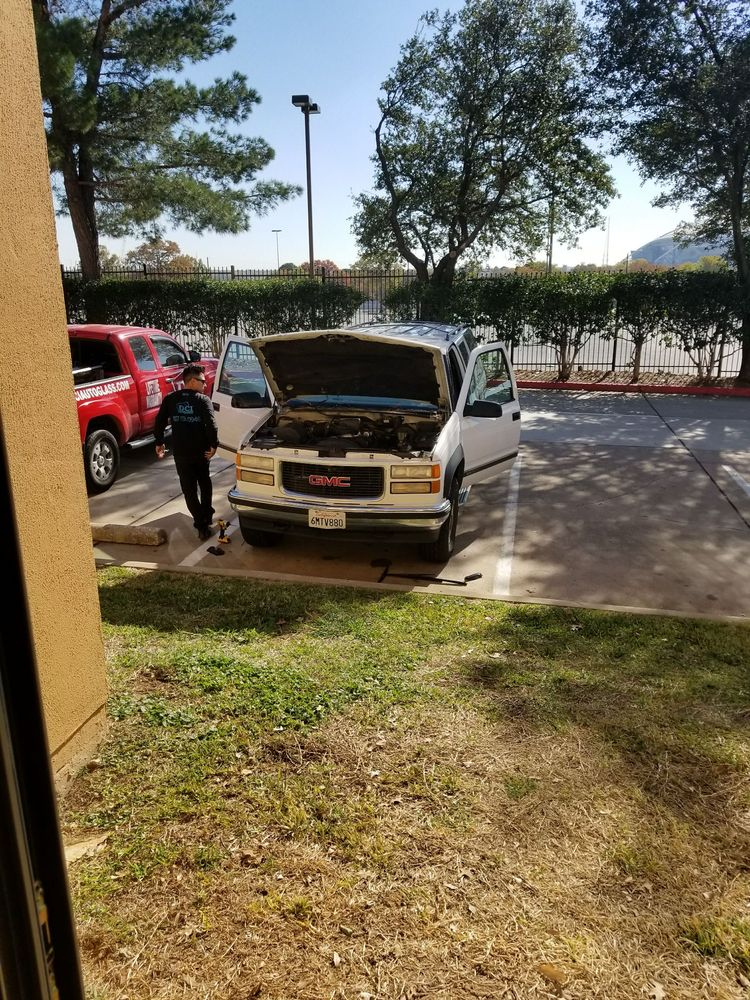 DCI Auto Glass: Arlington, TX