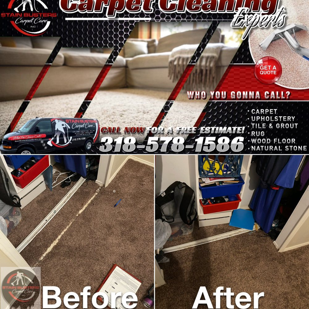 Stain Busters Carpet Care: Anna, TX