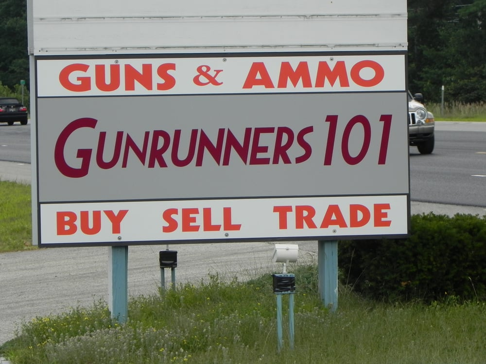 GunRunners 101: 50 State Rt 101A, Amherst, NH