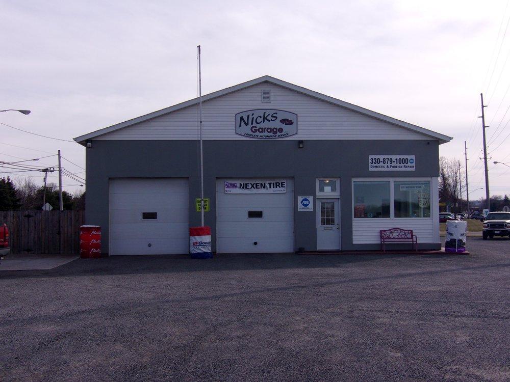Nicks Garage