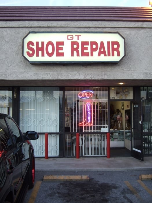 Shoe Repair Shop Near My Location
