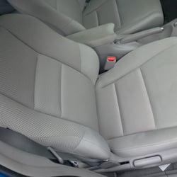 Photo Of Auto Upholstery Unlimited   Tampa, FL, United States. Seats With  Original