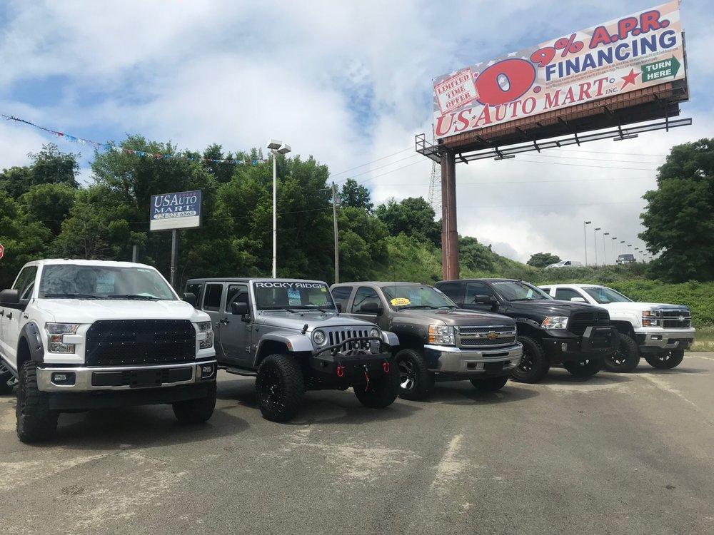 US Auto Mart: 555 Edna Rd, Adamsburg, PA