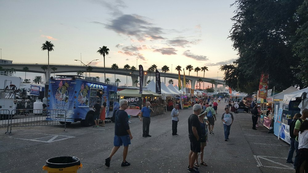 Clearwater Jazz Holiday: 210 Drew St, Clearwater, FL