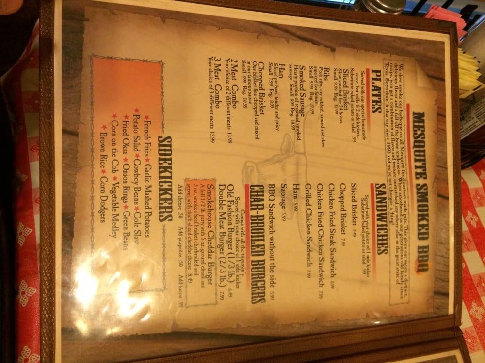 Bbq Restaurants In Weatherford Tx