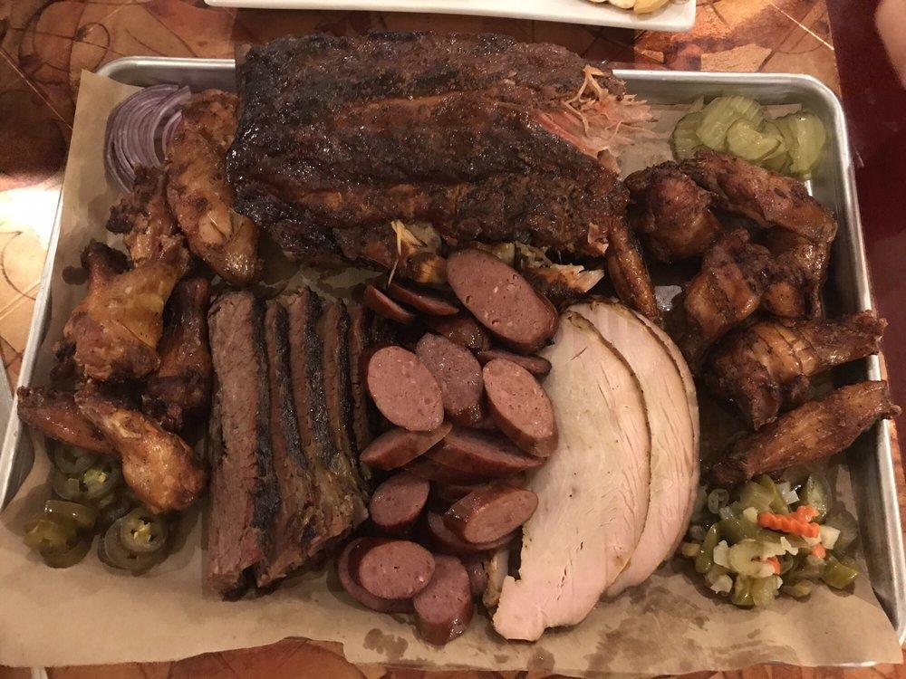 Smoky's House BBQ: 1333 Savoy Plaza Ln, Savoy, IL