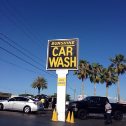 Sunshine Car Wash Clearwater Fl
