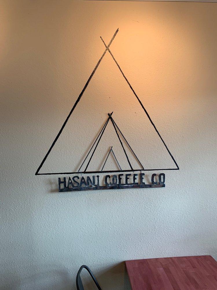 Hasani Coffee: 14780 ID-41, Rathdrum, ID