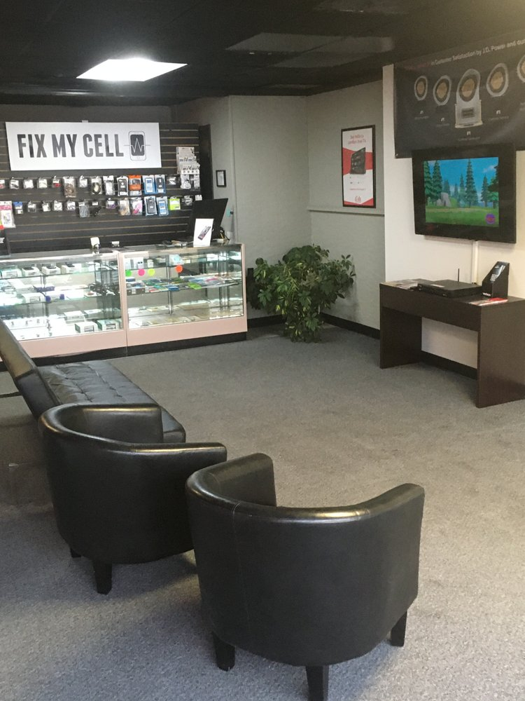 Fix My Cell: 102 E Main St, Olney, IL