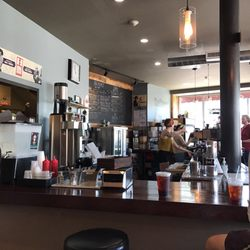 Refuge Cafe Allston Ma