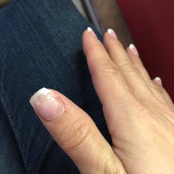 Hot Nurse Nails Patient On Table