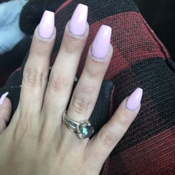 Photo of Elite Nail Spa - Union City, CA, United States. Worst nails