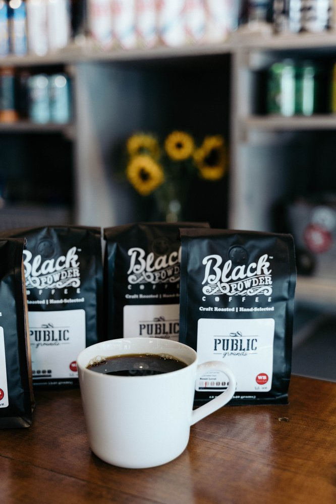 Public Grounds Coffee: 21314 Catawba Ave, Cornelius, NC