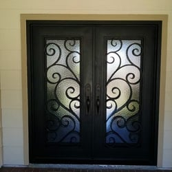 Wonderful Photo Of All American Door   Fullerton, CA, United States. Forged Iron Door  ...