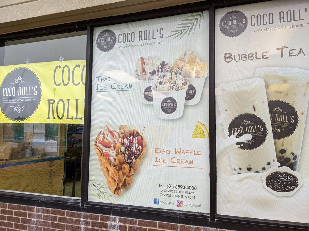 Coco Rolls: 5 Crystal Lake Plz, Crystal Lake, IL