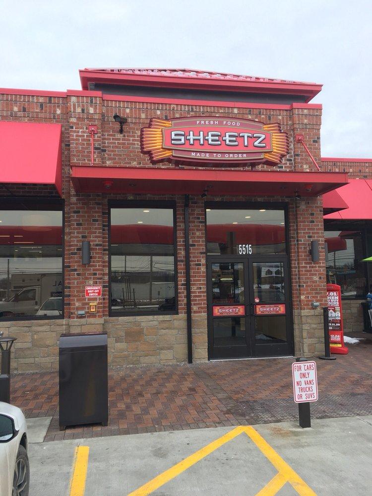 Sheetz: 5515 Pottsville Pike, Leesport, PA