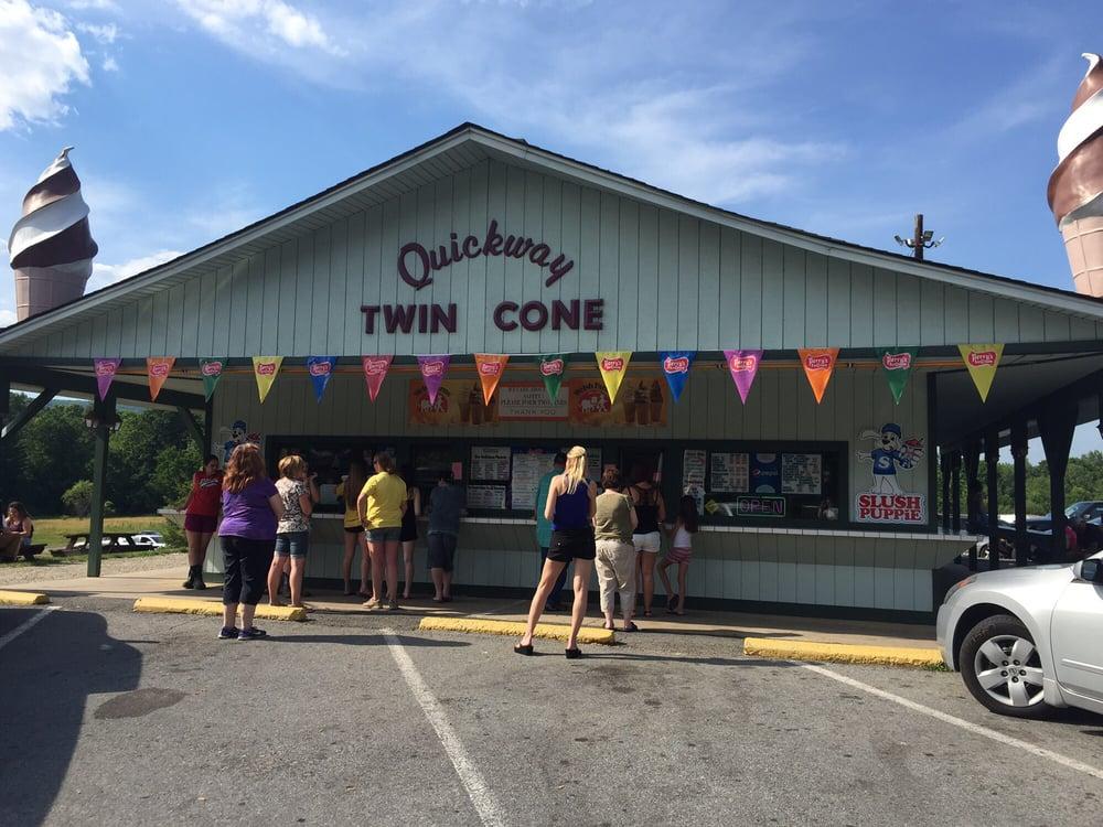 Quickway Twin Cone: 68 Rte 17K, Bloomingburg, NY