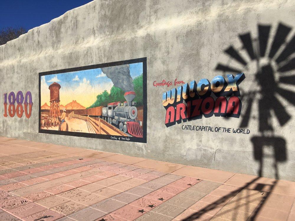 Willcox Historic Theater: 134 N Railroad Ave, Willcox, AZ