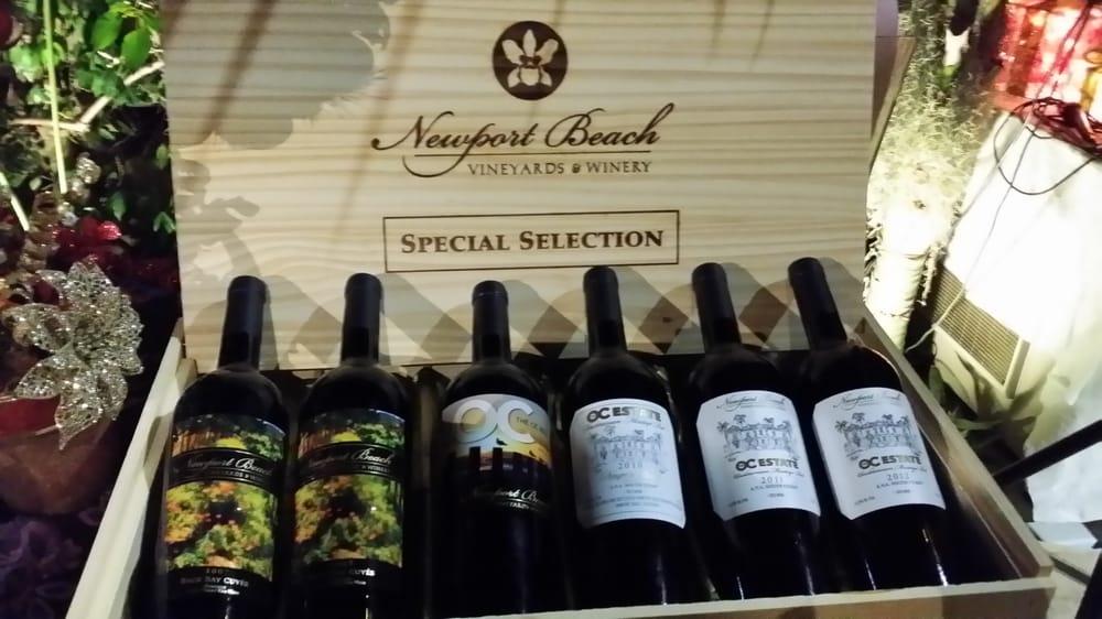 Photos For Newport Beach Vineyards Amp Winery Yelp