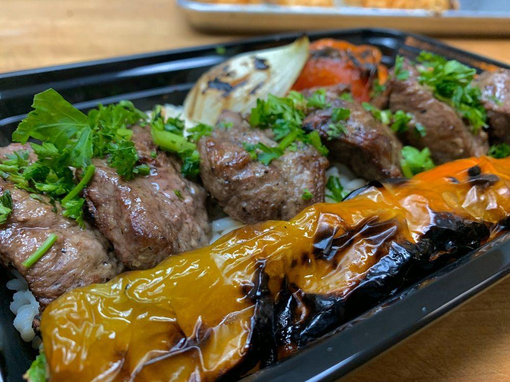 Food from Sahara Mediterranean Cuisine