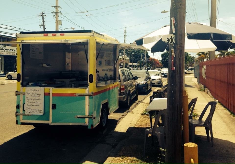 Don Alfredo Food Truck: PR - 578, Ponce, PR