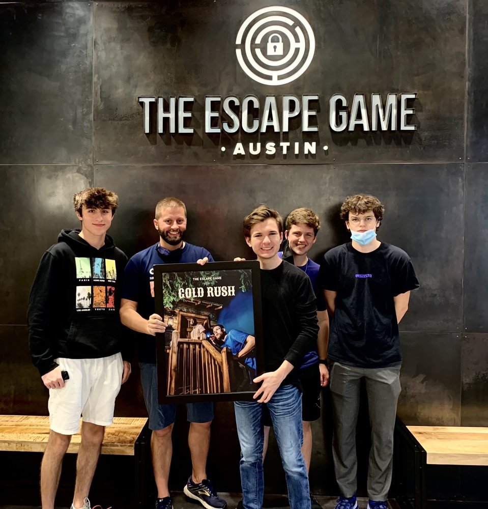 Social Spots from The Escape Game Austin