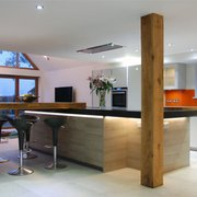 ... Photo Of Black Rok Kitchen Design   Uckfield, East Sussex, United  Kingdom ...