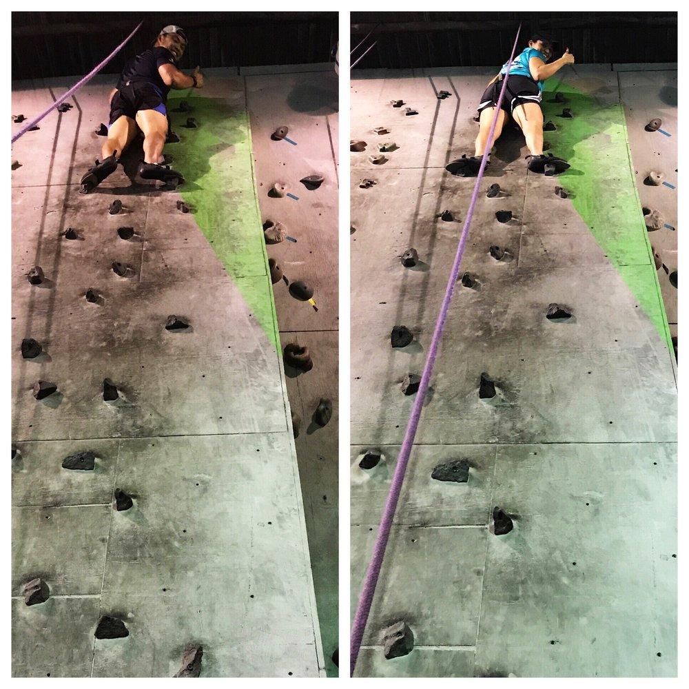 Dyno-Rock Climbing Center