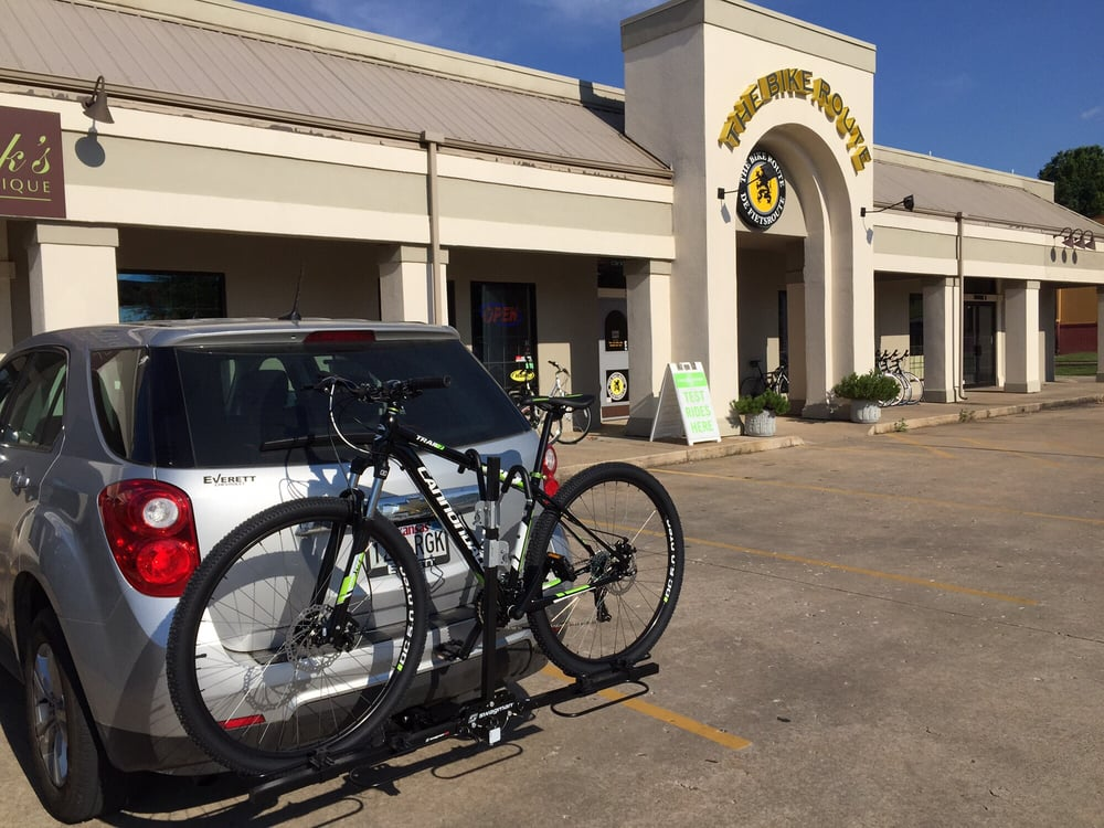 The Bike Route: 3660 N Front St, Fayetteville, AR
