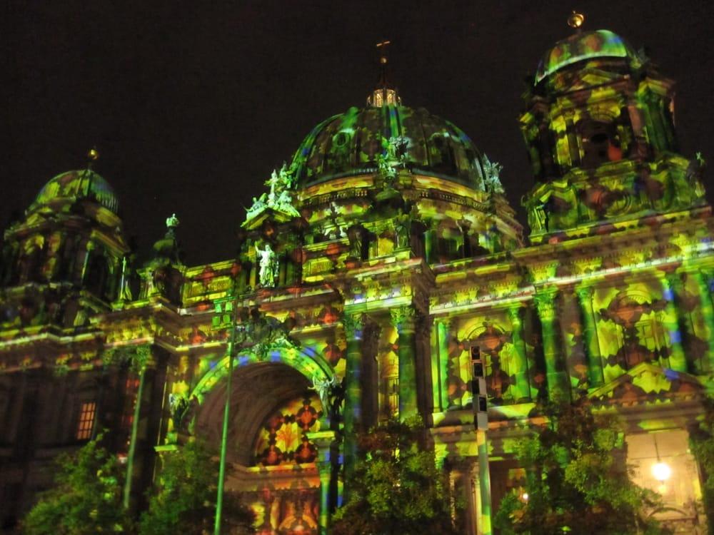 festival of lights 2014 berlin cathedral yelp. Black Bedroom Furniture Sets. Home Design Ideas