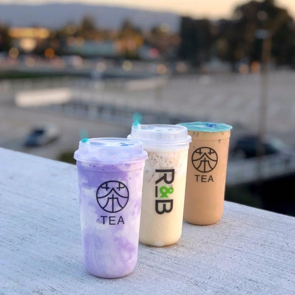 R&B Tea: 2855 Stevens Creek Blvd, San Jose, CA